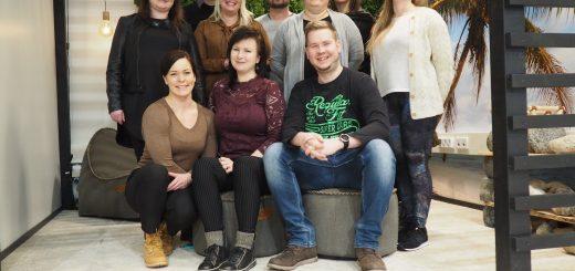 Jyväskylän Nuorkauppakamarin hallitus 2019